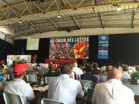 Le programme du XIIÈME congrès de la CGTR