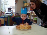 4 ans pour Aurélien, 5 ans pour Jean- Evann et 6 ans pour Maële!!