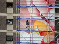 Guillaume Bottazzi : In process, Brussels