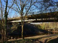 Sous le pont de la voie ferrée et dans les sous-bois une aire de pique-nique sera aménagée à proximité du boulevard de Lattre