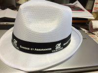 Séb a gagné un chapeau choisi par Nanard !!