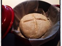 Mon pain cocotte facile... Ou le bonheur de faire son pain soi même !