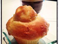 Mes petites brioches parisiennes à tête... Un régal pour le petit déjeuner !