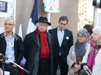 Commémoration en mémoire de Victor et Ilona Basch
