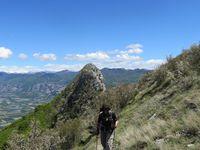 Pic de Crigne - 1263m - Gapençais
