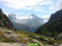Le Val de Tré Les Eaux  (Massif des Aiguilles Rouges)