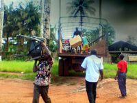 Distribution à la République Démocratique du CONGO