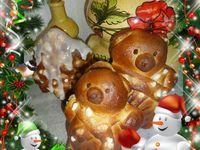 Ourson- brioches recette (brioche super bonne au thermomix )