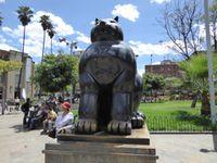 De Bogotà à Cartagena