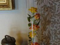 Bouquet de cinq roses