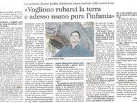 """""""NO"""" alla follia del termodinamico in Sardegna e Basilicata."""