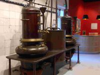 la distillerie Lillet