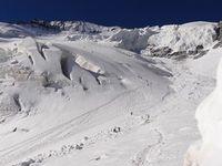 Ascension du Dôme de Neige des Ecrins, 4015m, le 10-11 août 2013
