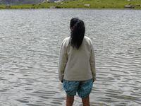 Au lac des Echines