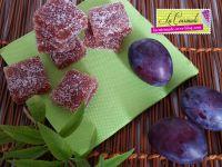 Pâtes de Fruits aux Prunes