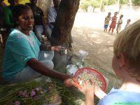 La cérémonie du café! Incontournable en Ethiopie!