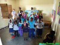 L'école maternelle créée par John