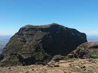 Superbes paysages et la chance d'avoir pu observer un rare Berg Adder (le serpent)
