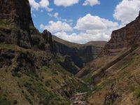 Le Lesotho - Un royaume dans les nuages
