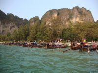 Krabi: Coucher du soleil à Phranang Beach (Jour 2)
