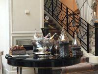 Un goûter colonial à la Bauhinia, Shangri-La Paris