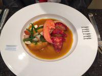 L'expérience ultime - Un dîner *** dans l'aquarium chez &quot&#x3B;Alain Ducasse à l'hôtel de Paris&quot&#x3B;