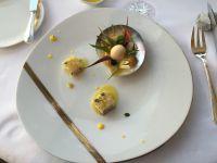 La déferlante du bonheur : Un dîner *** à la Vague d'Or, à Saint-Tropez