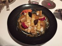 Le délicieux export de la gastronomie française : Un dîner *** chez Alain Ducasse au Dorchester