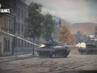 World of Tanks débarque sur Xbox One