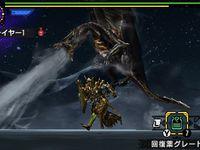 Monster Hunter X  se dévoile en images