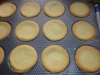 petits biscuits bretons pour le goûter