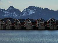 Svolvær capitale des îles Lofoten