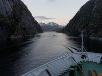Trollfjord et ses Trolls