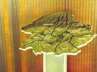 """Exposition """"MIEUX VIVRE EN PAYS D'APT"""" - Maison des pays de Vaucluse à Avignon – 1997."""