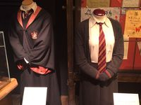 Expo Harry Potter à Paris