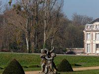 Le colombier d'Aligre et le parc du château des Vaux