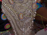 Confection, détails des costumes