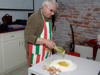 Après le prosciutto les pasta..
