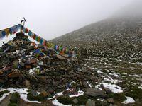 Shuga la Pass / Roof of the World Cache / Kala Pattar