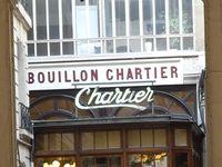 Ce midi Chez Chartier !!!