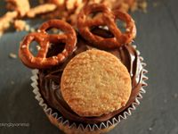 Cupcakes rennes du pere noel