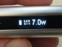 Test - Mini box 20W 2200 mAh Istick Eleaf Ismoka