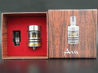 Test - Dripper - Aris de chez Council Of Vapor par eVaps