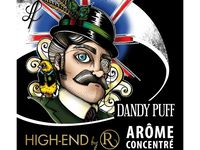 Test - Eliquide - DIY - Absolum et Dandy Puff de chez Revolute High End par La e-cigarette