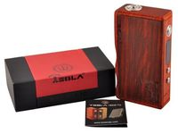 Test - Box - Tesla Wood 160W TC par Gearbest