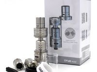 Test - Clearomiseur - Reconstructible - TFV4 mini de chez Smoktech