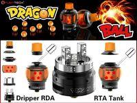 Test - Reconstructible - Dripper - Dragon Ball de chez Fumytech