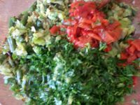 flan de légumes   فلان الخضر اللذيذ