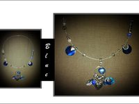 Collection bijoux by 1B2F 1 Brin 2 Folie