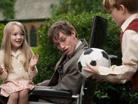 THE THEORY OF EVERYTHING de JAMES MARSH